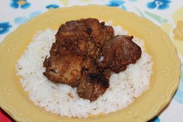 Dad's Ribs 'n Rice Recipe