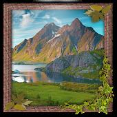Landscape Design Frames