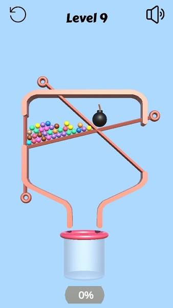 Amazing Pull The Pin:Unlock Color Ball