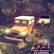 Game 4x4 Offroad Jeep Driving 2018 : Jeep Adventure APK for Windows Phone