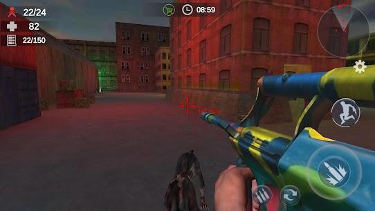 Gun Frontier: Free Zombie Survival Shooter 3D FPS 5