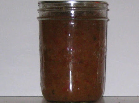 Chow-chow (green tomato relish) Recipe