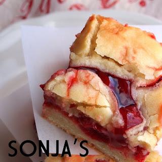 Aunt Sonja's Cherry Squares