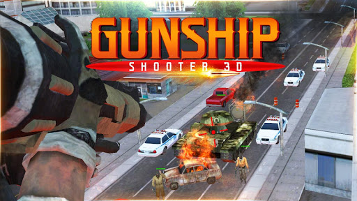 Gunship Shooter 3D for PC