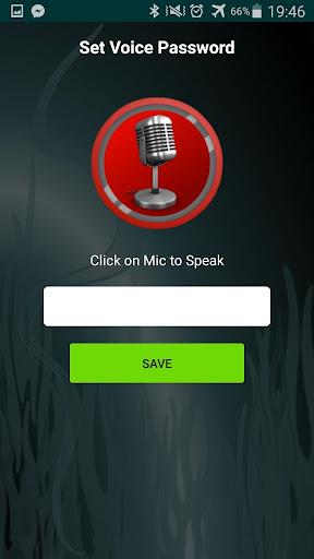 Mobile Voice Unlocker