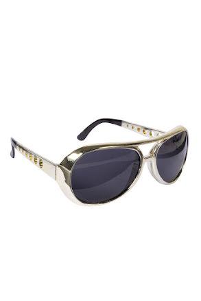 Glasögon, Elvis guld