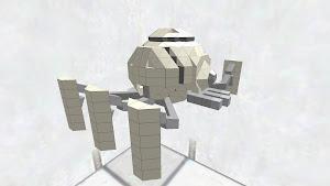 NieR:Automata 大型多脚機械生命体