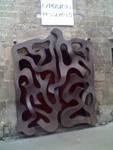 Photo: Ciekawa krata przed wejściem do Muzeum Diecezjalnego