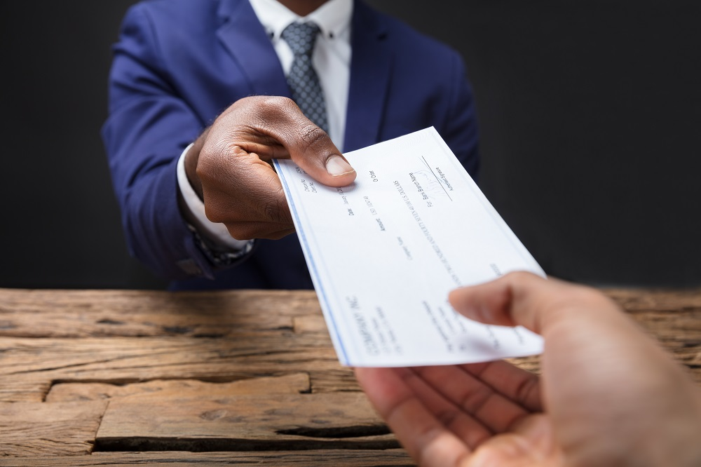 'Your cheque is in the mail' no longer an excuse as FNB processes last batch