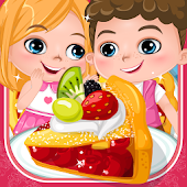 Little Fruit Pie Master-Kids Cooking Game