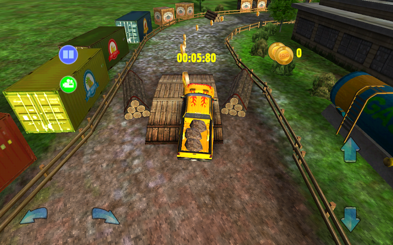 Скриншот Pickup: Skills Competiton