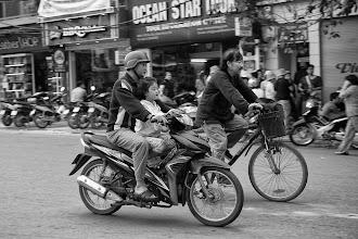 Photo: traffic participants I