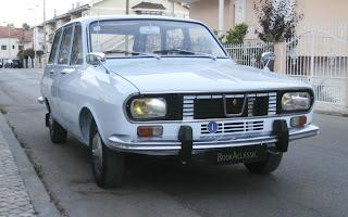 Renault 12 Rent Lisboa (Lisabon)