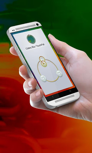 色ぼかし TouchPal|玩個人化App免費|玩APPs