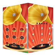 AppLock Theme Gramophone