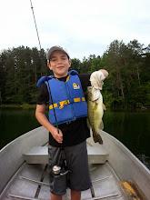 Photo: Happy Fisherman!