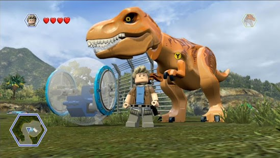 World'sCheats Lego Jurassic - náhled