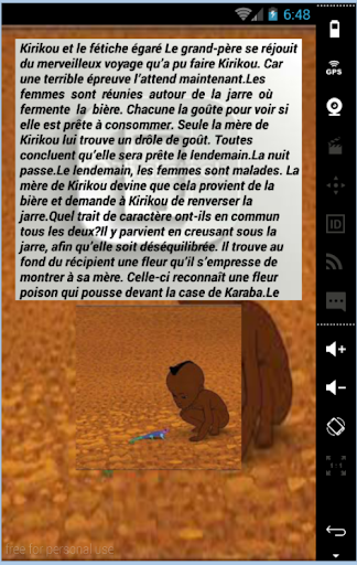 African tales for PC