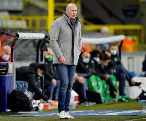 """Philippe Clement a vu un bon Bruges mais: """"Je ne suis pas content de la première demi-heure"""""""