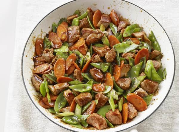 Sweet And Sour Pork Better Than Restaurant And You Control What Ingredients Go In. It's Awesome And A Crowd Pleaser.