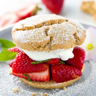 Strawberry Shortcakes Recipe