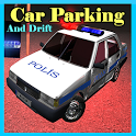Police Car Drive: Parking and Drift Simulation icon
