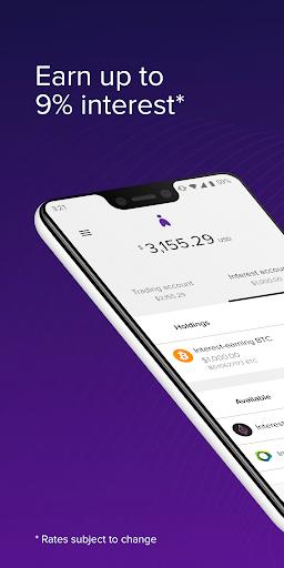 Abra Bitcoin Crypto Wallet Buy Trade Earn Interest Apk 1