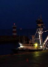 Photo: Faro de Manta, early in the morning