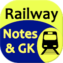 Railway notes and gk icon