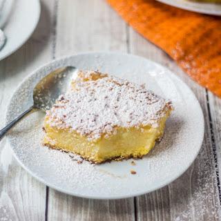 Creamy Cornmeal Cake.