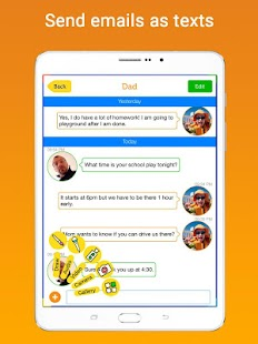 Tocomail - Email for Kids Screenshot 9