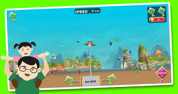 Kite Basant Festival Fight – Kite Flying Challenge 1