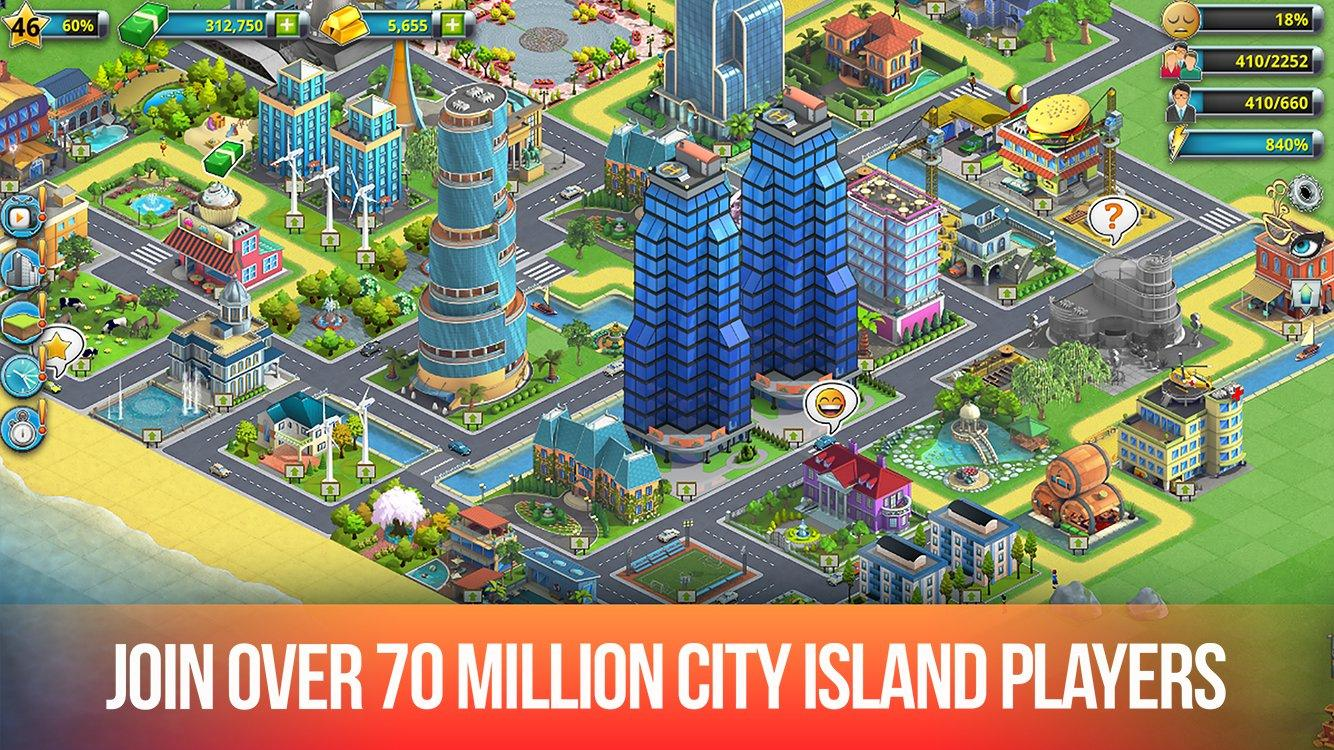 City Island 2 - Building Story: Train Citybuilder- screenshot