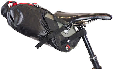 Revelate Designs Vole Seat Bag: Black Camo alternate image 0