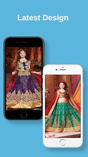 Kids Dresses Designs New 2017 - náhled