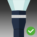 Flashlight (free & without popup ads) icon