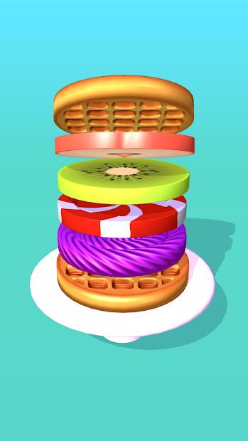 Puff Cake