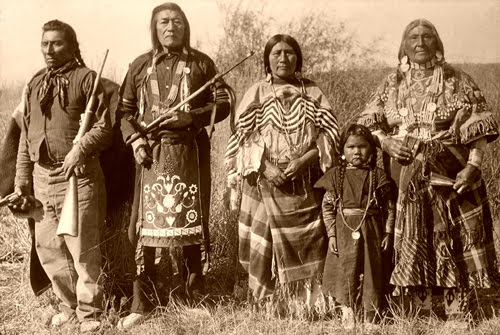 Native American Indian – Old Photos