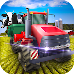 Farm Simulator: Hay Tycoon - grow and sell crops! Icon