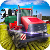 Farm Simulator: Hay Tycoon - grow and sell crops!