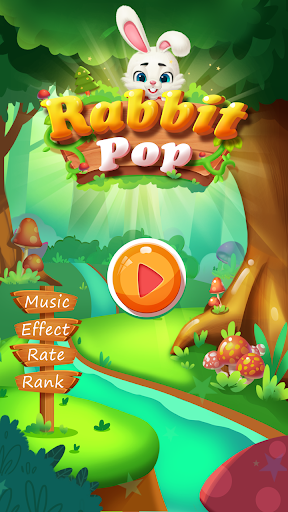 Rabbit Pop- Bubble Mania 3.1.1 screenshots 8