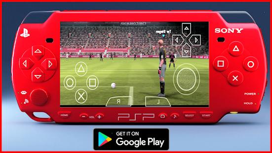 Emulator Fast PSP Games HD - náhled