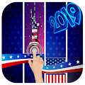 Best Piano Tiles-USA flag 2019