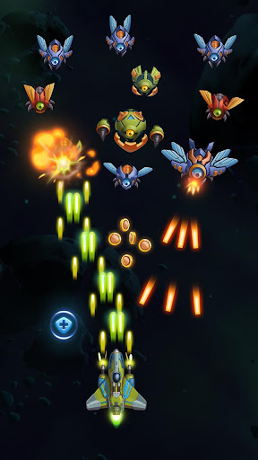 Galaxy Attack: Alien Shooter 2 1.0.2 {cheat|hack|gameplay|apk mod|resources generator} 4
