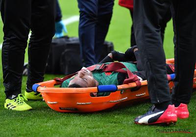Wesley aurait connu quelques complications après sa grave blessure