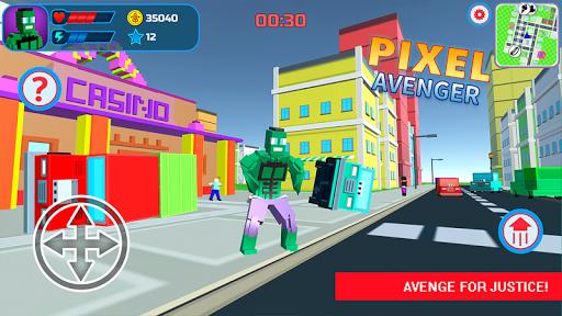 Pixel Avenger  screenshots 9