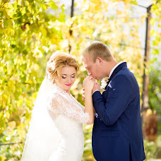 Wedding photographer Nadezhda Matvienko (nadejdasweet). Photo of 07.12.2017