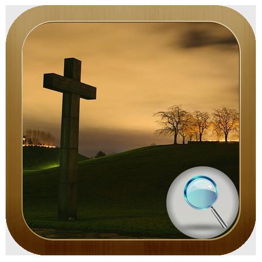 解謎App|墓地の夜:エスケープ LOGO-3C達人阿輝的APP