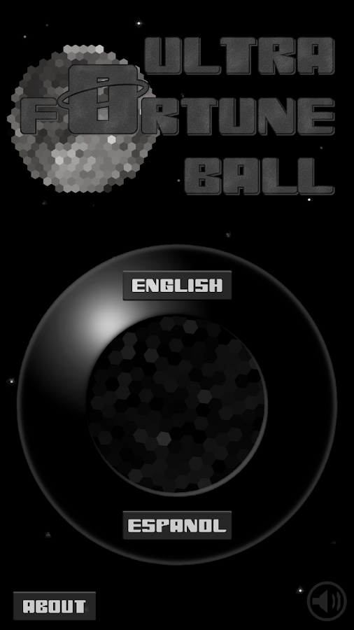 Ultra Fortune Ball (Free Magic 8 Crystal Ball)- screenshot