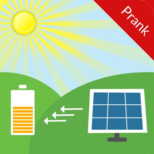 Smart Solar Charger Prank 娛樂 App LOGO-硬是要APP